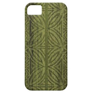 Samoan Tapa Surfboard iPhone 5 Cases