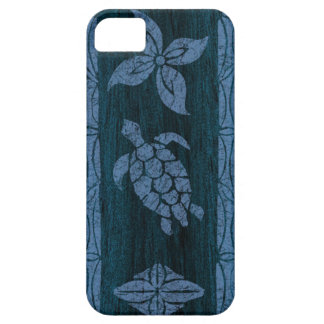 Samoan Tapa Surfboard iPhone 5 Cases