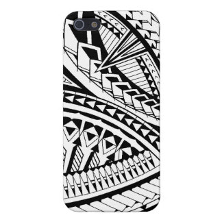 Samoan tattoo pattern case for iPhone 5/5S