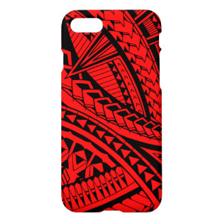Samoan tattoo pattern iPhone 7 case