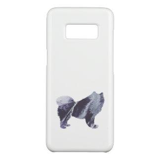 Samoyed art Case-Mate samsung galaxy s8 case
