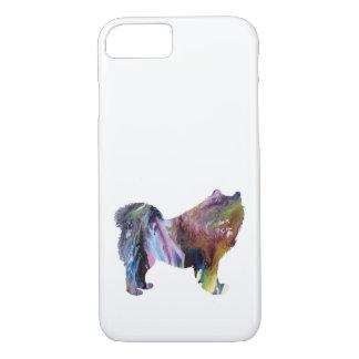 Samoyed art iPhone 8/7 case