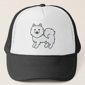 Samoyed Cartoon Dog Trucker Hat