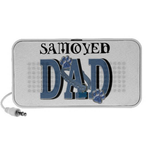 Samoyed DAD Speakers