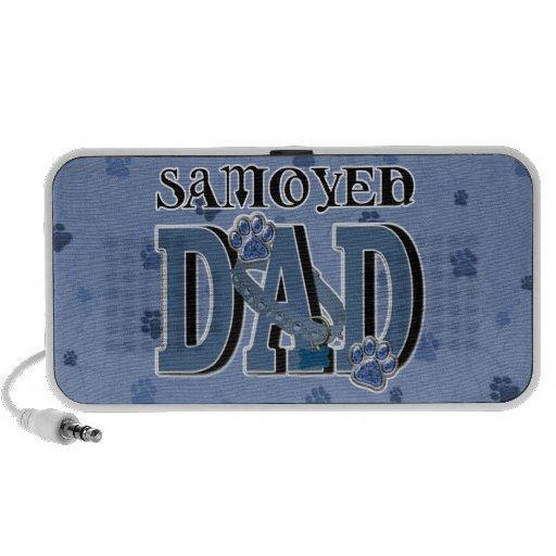 Samoyed DAD iPod Speaker