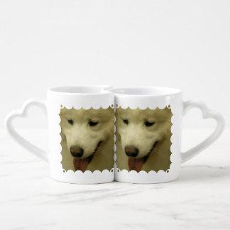 Samoyed Dog Lovers Mug Sets