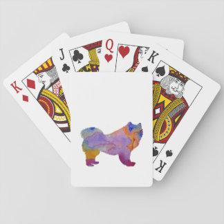 Samoyed Playing Cards