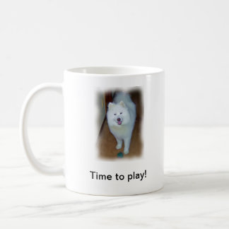 Samoyed Time to Play/Relax! Mug