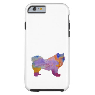 Samoyed Tough iPhone 6 Case