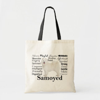 Samoyed Traits Tote