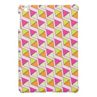 Sample lozenge multicolored case for the iPad mini