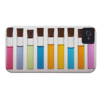 Sample Tube iPhone 4 Covers