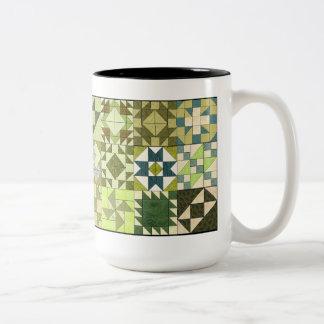Sampler Quilt Mug