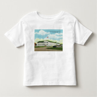 Sampson Air Force Base Building Toddler T-Shirt