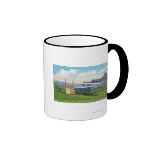 Sampson Air Force Base Coffee Mugs
