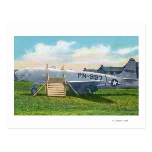 Sampson Air Force Base Postcards