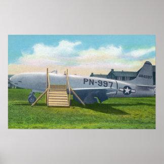 Sampson Air Force Base Poster