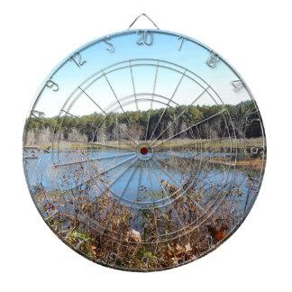 Sams Lake Bird Sanctuary Dartboard