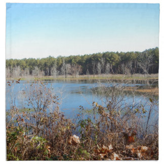 Sams Lake Bird Sanctuary Napkin