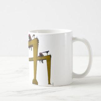 Samson & Goliath Coffee Mug