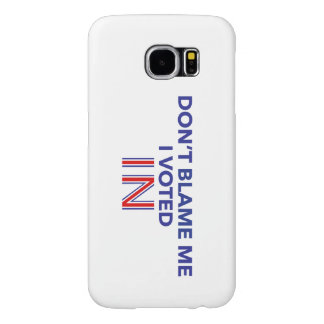 Samsung Brexit Phone Cover Samsung Galaxy S6 Cases
