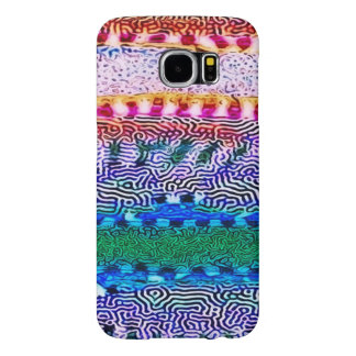 Samsung Cellular Revolution Color Pattern Case
