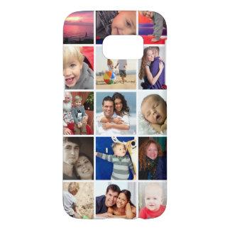 Samsung Galaxy 7 Instagram photo collage case