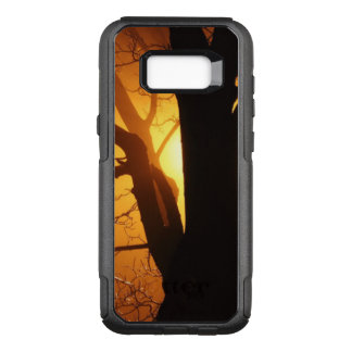 Samsung Galaxy 8 Phone Case Tree with sunlight