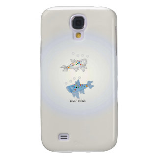 Samsung Galaxy S4, Barely There With Opal Koi Fish Galaxy S4 Covers