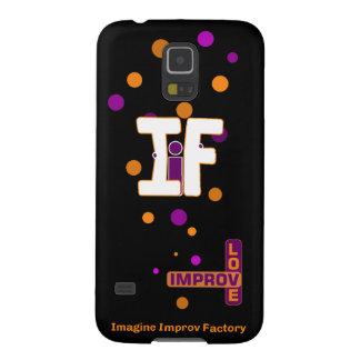 Samsung Galaxy S5 Case - Imagine Improv Factory