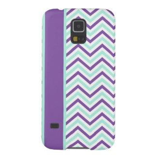 Samsung Galaxy S5 Case Zig Zag Pattern