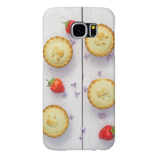 Samsung Galaxy S6 case with sweet pies