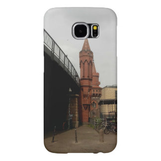 Samsung Galaxy S6 covering with Oberbaumbrücke Samsung Galaxy S6 Cases