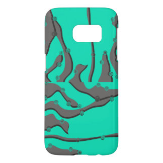 Samsung Galaxy S7 Barely There Abstract Phone Case