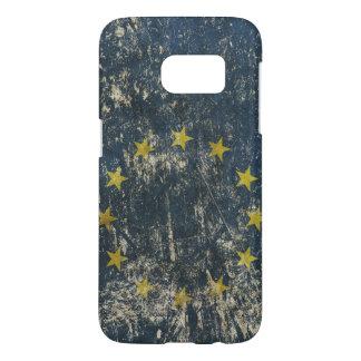 Samsung Galaxy S7 case flag of EU