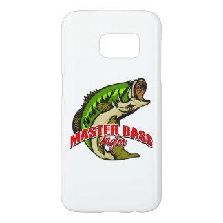 Samsung Galaxy S7 Master Bass Angler Case.