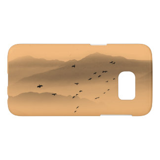 Samsung Galaxy S7 Mountains In the Distance Case