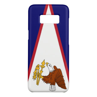 Samsung Galaxy S8 Case with American Samoa Flag