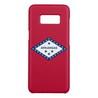 Samsung Galaxy S8 Case with Arkansas Flag
