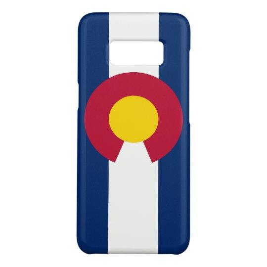 Samsung Galaxy S8 Case with Colorado Flag