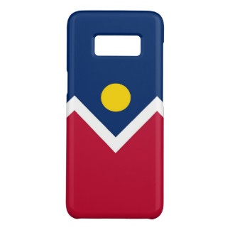 Samsung Galaxy S8 Case with Denver Flag