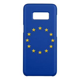 Samsung Galaxy S8 Case with flag of European Union