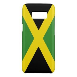 Samsung Galaxy S8 Case with flag of Jamaica