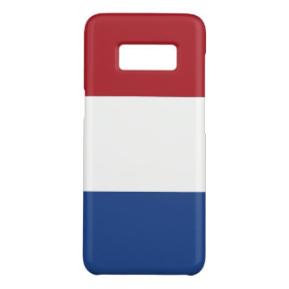 Samsung Galaxy S8 Case with flag of Netherlands