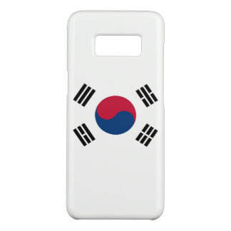 Samsung Galaxy S8 Case with flag of South Korea