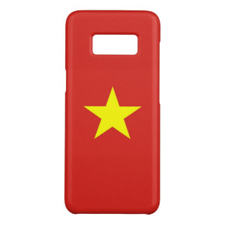 Samsung Galaxy S8 Case with flag of Vietnam