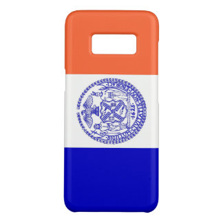 Samsung Galaxy S8 Case with New York City Flag