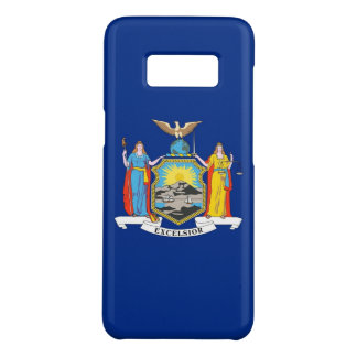 Samsung Galaxy S8 Case with New York Flag
