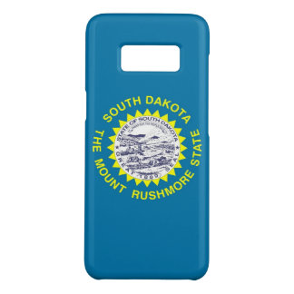 Samsung Galaxy S8 Case with South Dakota Flag