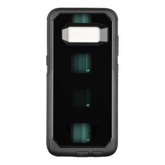 Samsung Galaxy S8 Commuter Series Case Blck DgtL
